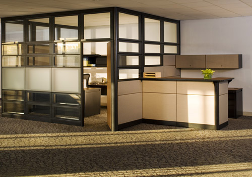 Located In Orlando, PFS Office Furniture Installations Orlando Florida